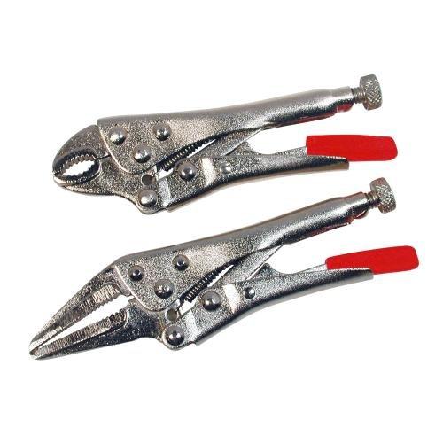 2 Piece Locking Pliers Set 17753