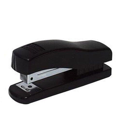 Bostitch Half-Strip Desktop Stapler Kit with Staple Remover and Staples Black 606-BLK-PP
