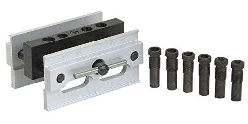 Self Centering Doweling Wood Jigging Dowel Drill Hole Jig Fixture 14 to 12