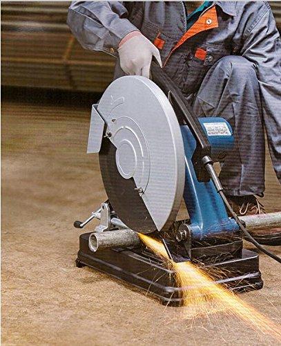 GOWE Electric Saw 1800w Cut Off Saw 355mm Metal Cutting Machine 14 Electric Cut-off Machine Chop Saw