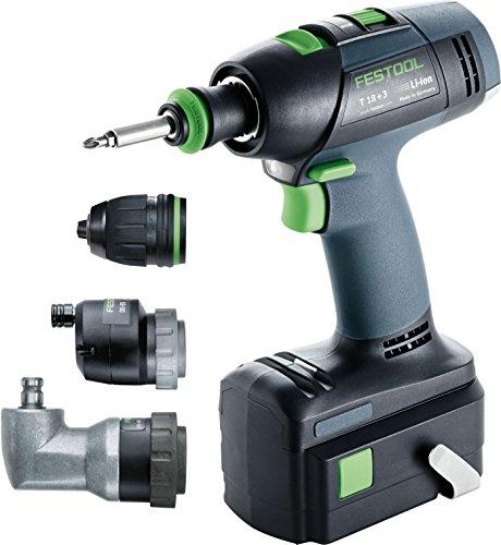 Festool T183 Li Set 564575 Cordless Drill
