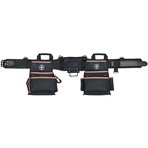 Klein Tools 55427 Tradesman Pro Electricians Tool Belt Medium