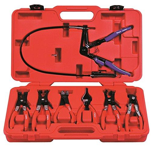 Astro 9406 Hose Clamp Plier Set - 7 Piece
