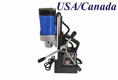 220V 09INCN Diameter X2inch Depth Magnetic Drill Press Tapping Drill Tool