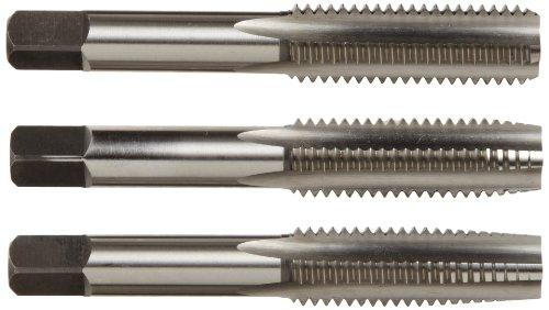 Alfa Tools CSMTS70816 6mm - 100mm Carbon Steel Metric Hand Tap Set