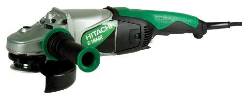 Hitachi G18MRP9 7-Inch Angle Grinder 150 Amp with IDI Technology No Lock On Switch