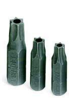 SK Hand Tool 81819 T8 Tamper-Proof Torx Shank Bit Socket 14-Inch