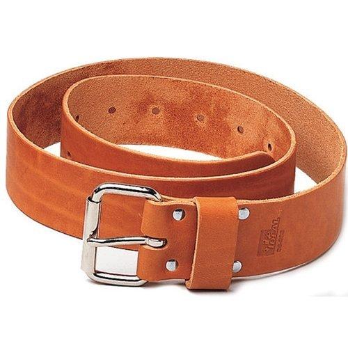 Ideal Industries Premium Leather Roller Buckle Belt