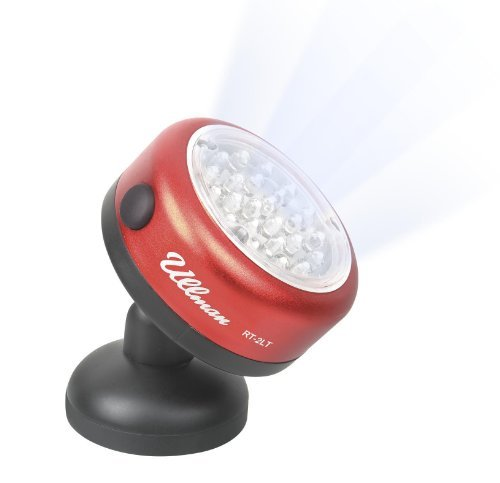 Ullman Devices RT2-LT Rotating Magnetic Work Light by Ullman