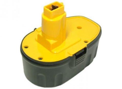 18V 2000mAh Ni-Cd Drills Battery Pack For Dewalt DC490KA DC495B DC495KA DC515B DC515K DC515N DC520KA