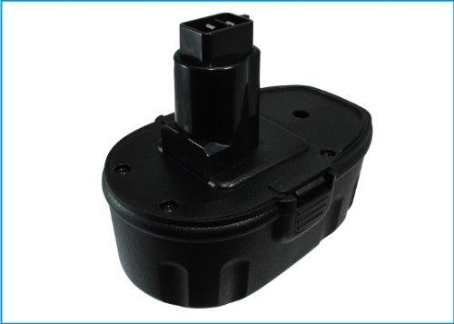 Battery2go Ni-MH BATTERY Pack Fits Dewalt DW057K DC825B DC608K DC495B DC212KB DCD775B DC490KA DCF826KL