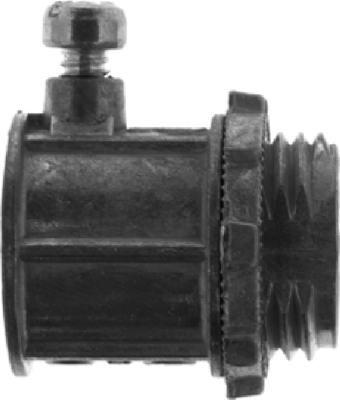 Halex 12115 15 in Electrical Metallic Tubing Set Screw Type Connector