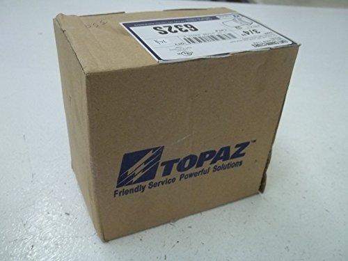 LOT OF 14 TOPAZ 632S 34 SET SCREW TYPE STEEL NEW IN A BOX