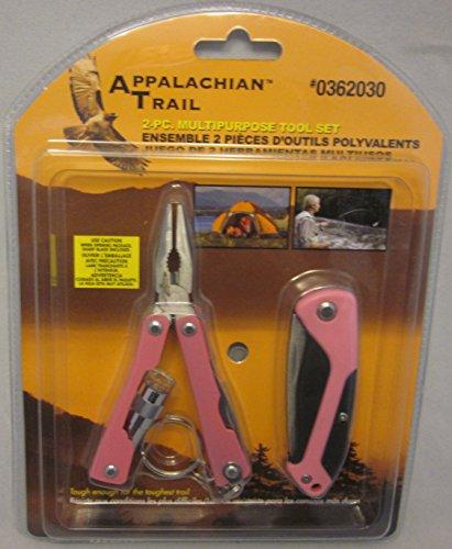 Appalachian Trail 2 Pc Multipurpose Tool Set