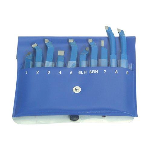 TTC PRODUCTION 10 Piece Carbide Tipped Multi-Purpose Tool Set