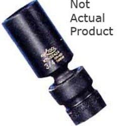 38in Drive Swivel Deep 6 Point Impact Socket 10mm Tools Equipment Hand Tools