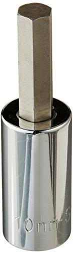 SK Hand Tool 41430 12-Inch Drive Hex Bit Socket 10mm Chrome