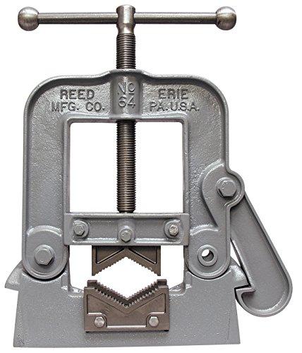 Reed Tool 65 Yoke Pipe Vise 1 to 8-Inch