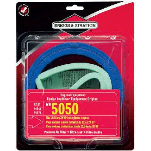 Briggs Stratton Air Filter CartridgePre-Cleaner 125 - 20 HP 5050K