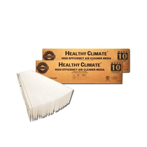 Lennox X0445 Air Cleaner Filter Media - 2 Pack