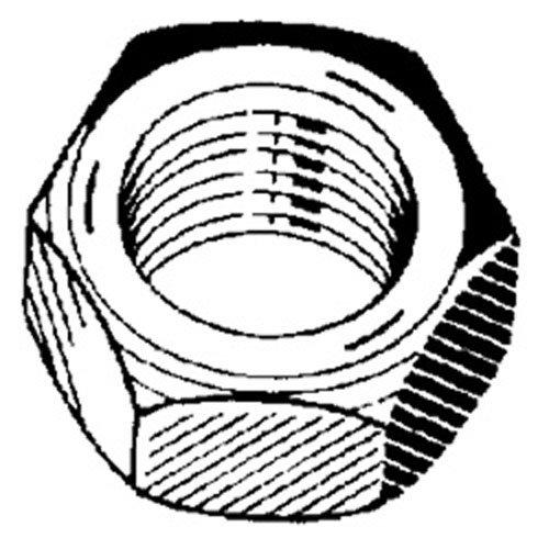 Rim Clamp Nut 58-11 Thread 1-364 Hex Size