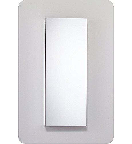 Robern MC1240D622L M-Series Decorative Cabinet with Glass Door Beach