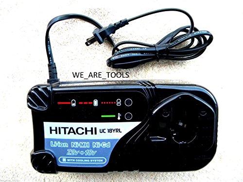 Ship from USA New Hitachi UC18YRL 18V Battery Charger 4 EBM1830 EBM1815 18 Volt NicadLit-ion ITEM NOE8FH4F85492243