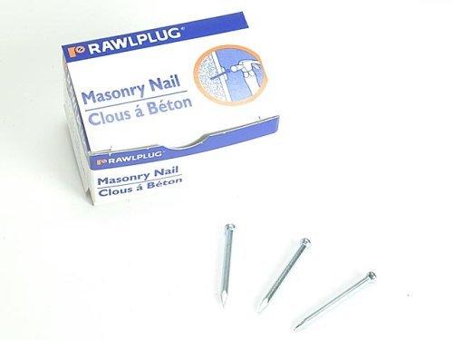 Rawlplug 04 012 Masonry Nails 100 25 X 50mm 100 pieces by Rawlplug