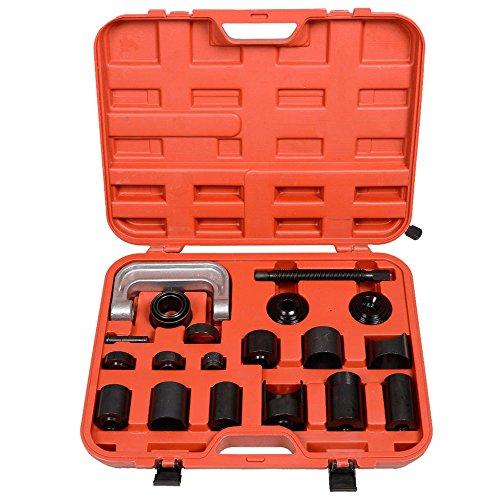 Kissemoji 21PCS Ball Joint Auto Repair Tool For Car Installing Master Adapter