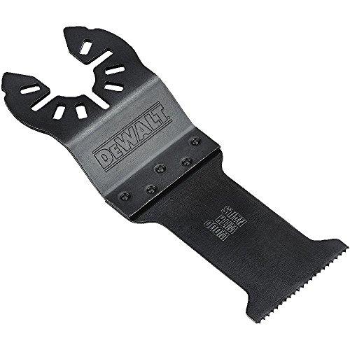 DEWALT DWA4203B Bi Metal Wood with Nails Oscillating Blade 10 pack