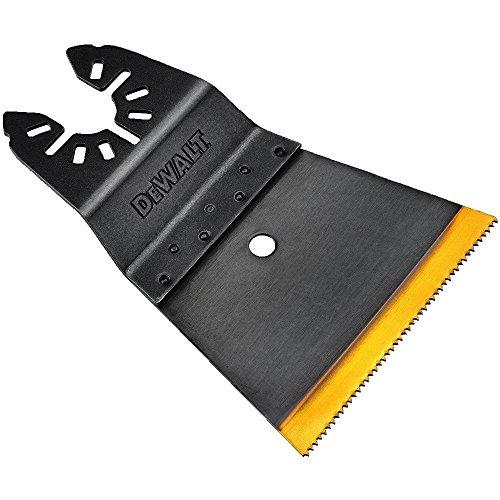 DEWALT DWA4281 Bi Metal Wood with Nails Oscillating Blade with Titanium teeth 2-12