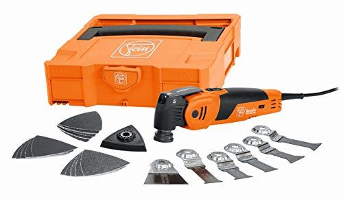 Fein 72294668090 FSC500QSL Wood Oscillating Multi-Tool Kit