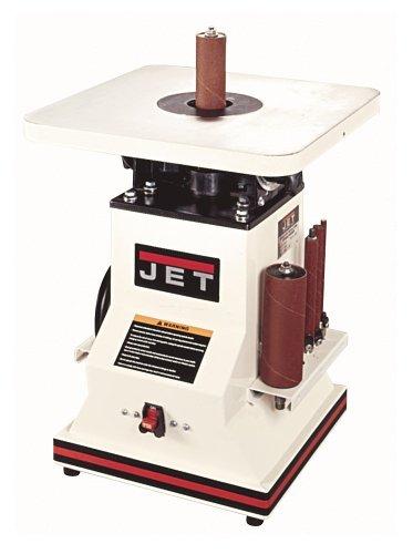JET 708404 JBOS-5 5-12 Inch 12 Horsepower Benchtop Oscillating Spindle Sander with Spindle Assortment 110-Volt 1 Phase