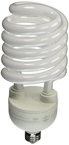 TCP 28968 CFL SpringLamp- 300 Watt Equivalent only 68W used Soft White 2700K Spiral Light Bulb