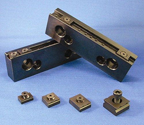 MiTee-Bite Products 32068 TalonGrip Steel Vise Jaw Set 6in