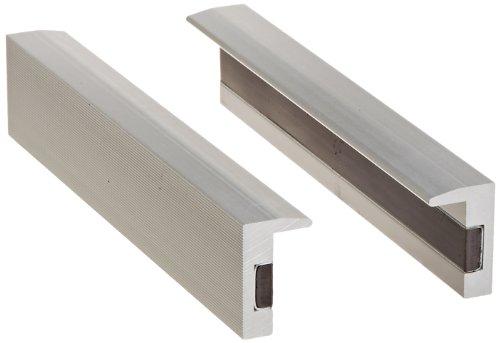 Yost Vises MA-360 6 Magnetic Aluminum Vise Jaw Caps 1 Pair