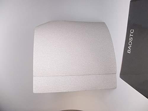 BAOSTC drywall Sandpaperaluminum Oxide91110PACK assorted 3P80 4P120 3P180