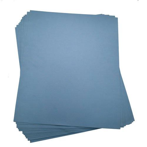Pack of 5 High Precision Polishing Sanding Wetdry Abrasive Sandpaper Sheets -Grit 4000