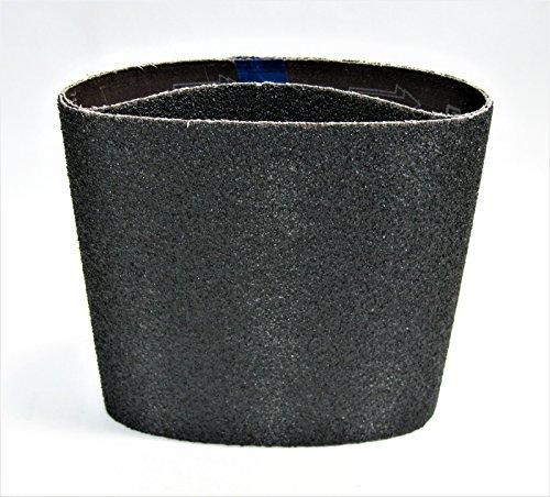 Quantity - 10 SC Floor Sanding Belts - 8 x 19 Grit - 24