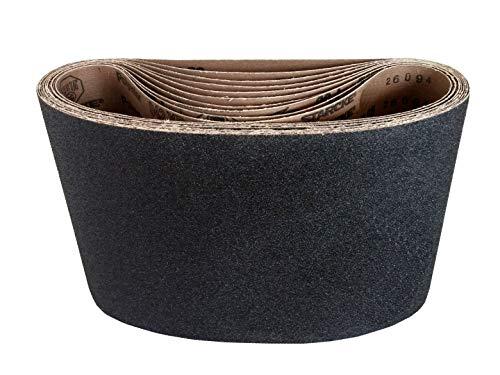 7-78 x 29-12 Floor Sanding Belts Silicon Carbide Cloth Belts 10 Pack 30 Grit