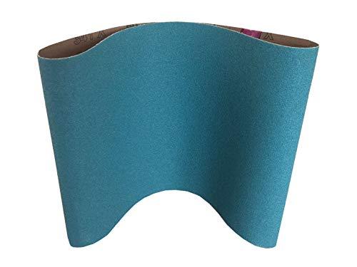 7-78 x 29-12 Floor Sanding Belts Zirconia Cloth Belts 10 Pack 50 Grit