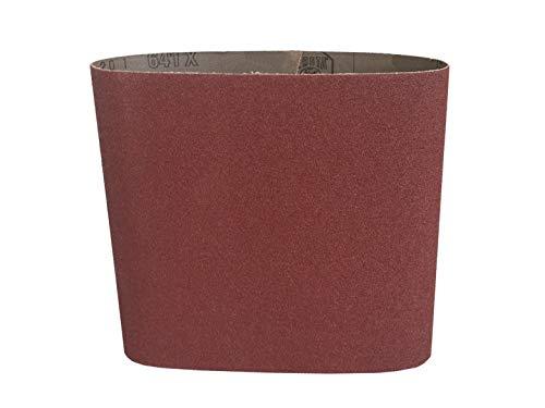 8 x 19 Floor Sanding Belts Aluminum Oxide Cloth Belts 5 Pack 50 Grit