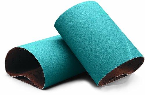 United Abrasives-SAIT 85289 8-Inch by 19-Inch 120X Floor Sanding Belt 10-Pack