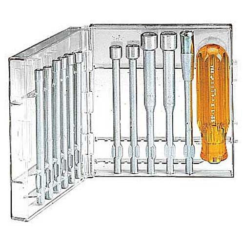 Xcelite 99Ps51Mm 12-Pc Metric Nutdriver Set