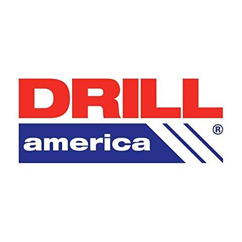 Drill America 2332 Carbide Tipped 2MT Taper Shank Drill Bit DWDTS Series