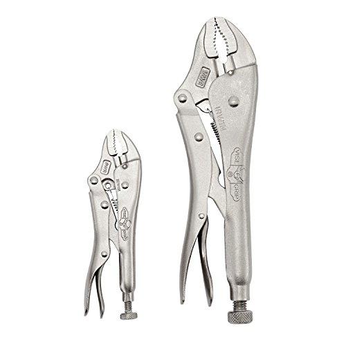 IRWIN Tools VISE-GRIP Locking Pliers Set Original 2-Piece 37