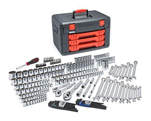 KD Tools KDT 80942 239-Piece Metric Socket and Ratchet Set