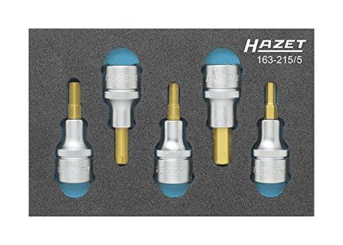 Hazet 163-2155 Screwdriver socket set