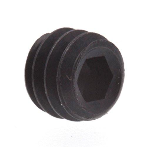 Prime-Line 9182587 Socket Set Screws 8-32 X 18 in Black Oxide Coated Steel 25-Pack