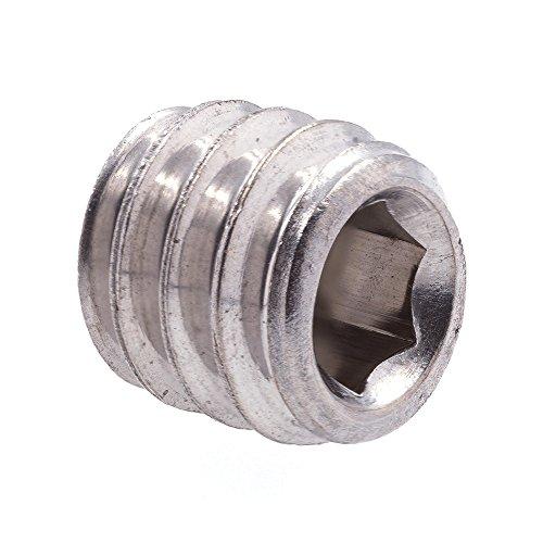 Prime-Line 9183651 Socket Set Screws 14 in-20 X 14 in Grade 18-8 Stainless Steel 10-Pack